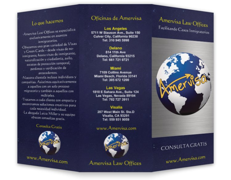 Amervisa Immigration Law Offices in Los Angeles, Las Vegas